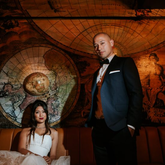 Montreal Wedding in Club Peopl